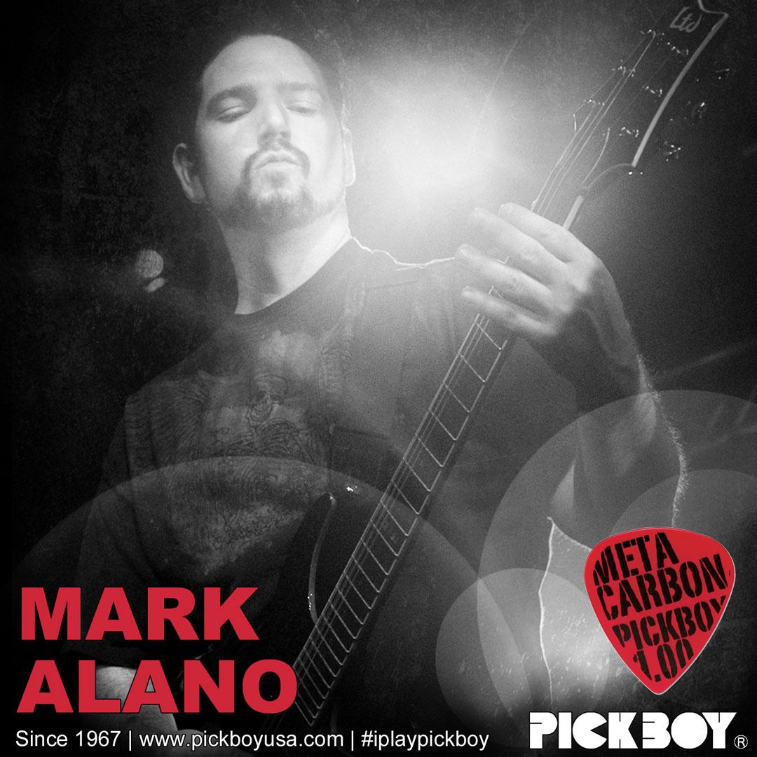 Mark Alano, Slick