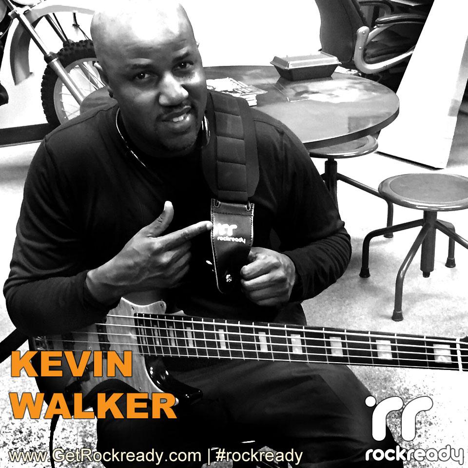 Kevin Walker Rockready endorser