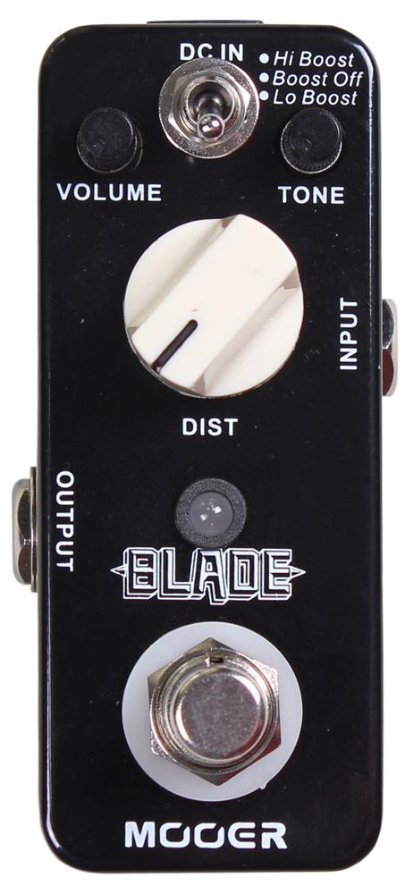 Blade Metal Distortion